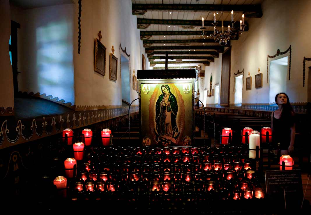 Catholics join in effort to consecrate California to Mary | The
