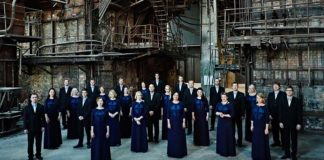 The Estonian Philharmonic Chamber Choir will perform works by Arvo Pärt in Sydney. Photo: ACO