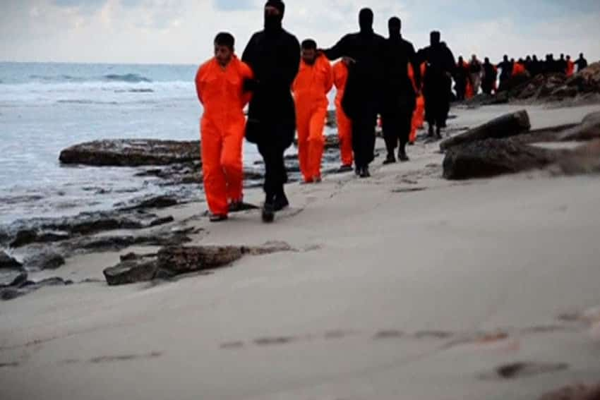 Miracles attributed to Coptic martyrs