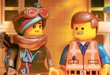 They sort of ... fit perfectly together: characters Lucy and Emmet save the world yet again in The Lego Movie 2. Photo: CNS photo/Warner Bros.