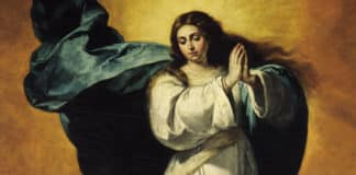 Bartolomé Esteban Murillo's Immaculate Conception, 1650. Photo: Wikimedia Commons/Public Domain