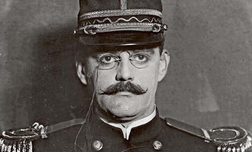 Captain Alfred Dreyfus was framed and falsely convicted of treason in 1894. Photo: Flickr/ George Eastman House Collection