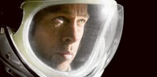 Amor patriae, amor patris: Brad Pitt is torn between loyalties in Ad Astra. Photo: CNS/FOX
