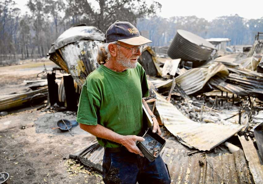 Faith amid the fires in NSW and QLD