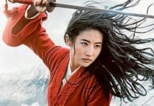 Heart of a warrior: Yifei Liu stars in the title role in Mulan. Photo: CNS photo/Disney