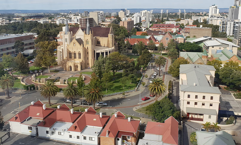 Perth Archdiocese is one of the more realistic examples of a Diocese performing strongly. Photo: Elrebe56/CC BY-SA 4.0